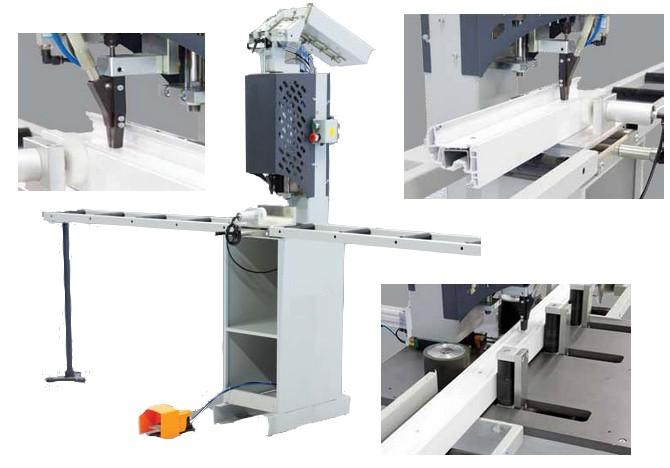 Machinerie pvc industries for Fenetre pvc oran